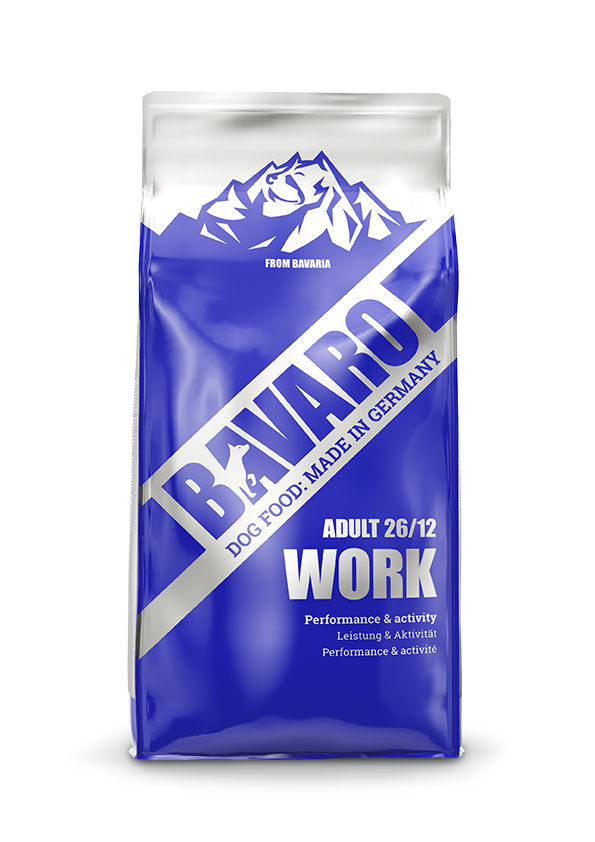 Bbavaro dogfood hundefutter work